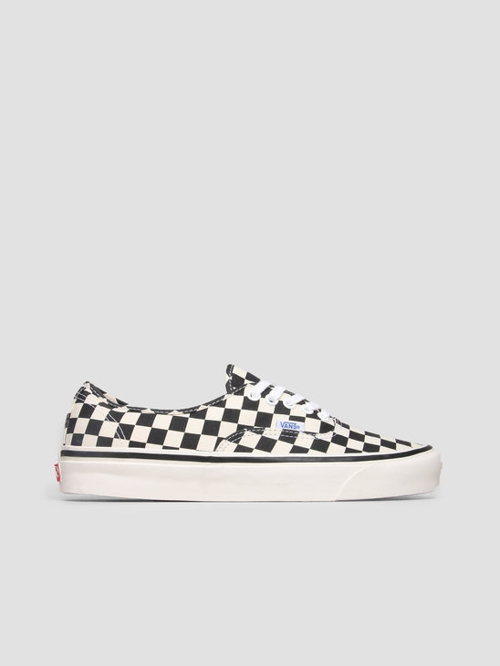 Vans Authentic 44 Dx Anaheim Factory Black Check A38ENOAK