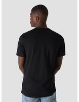 FRESHCOTTON FreshCotton Chest Logo T-Shirt Black