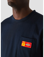 Obey Obey x Dickies Heavyweight Pocket T-Shirt Dark Navy 131080286DNV