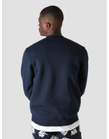Obey Obey x Dickies Heavyweight Crewneck Sweater Dark Navy 112480087DNV