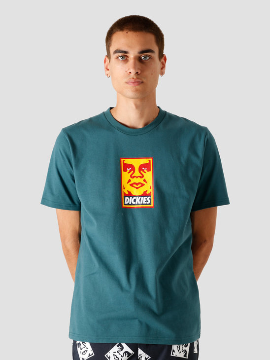 Obey x Dickies Heavyweight T-Shirt ALP 163082155ALP