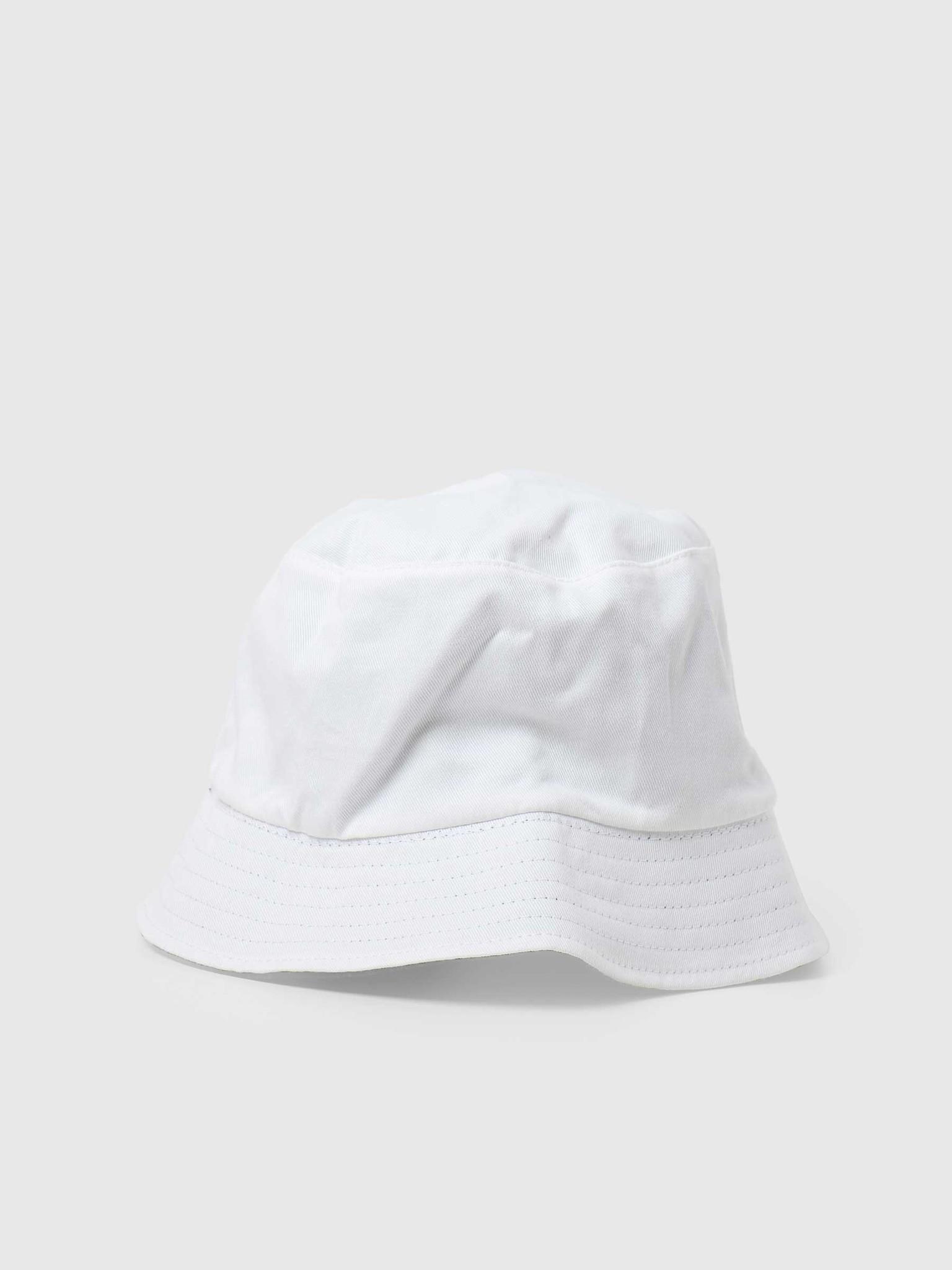 HUF HUF Fuck It Reversible Bucket Hat Black/White HT00496-BKWHT