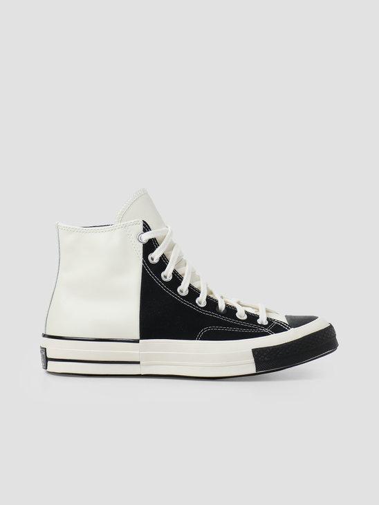 Converse Chuck 70 HI Black Egret Black 168623C