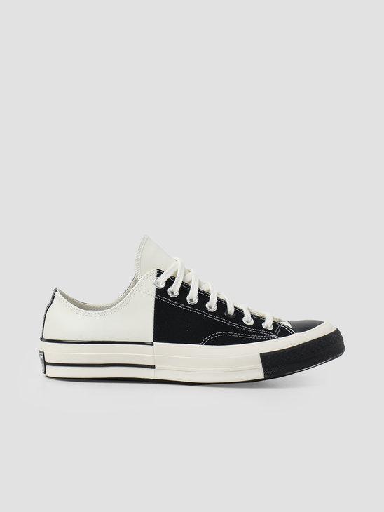 Converse Chuck 70 OX Black Egret Black 168628C