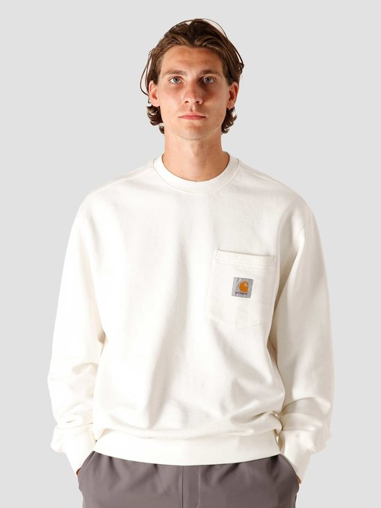 Carhartt WIP U Pocket Sweat Wax I027681-D600