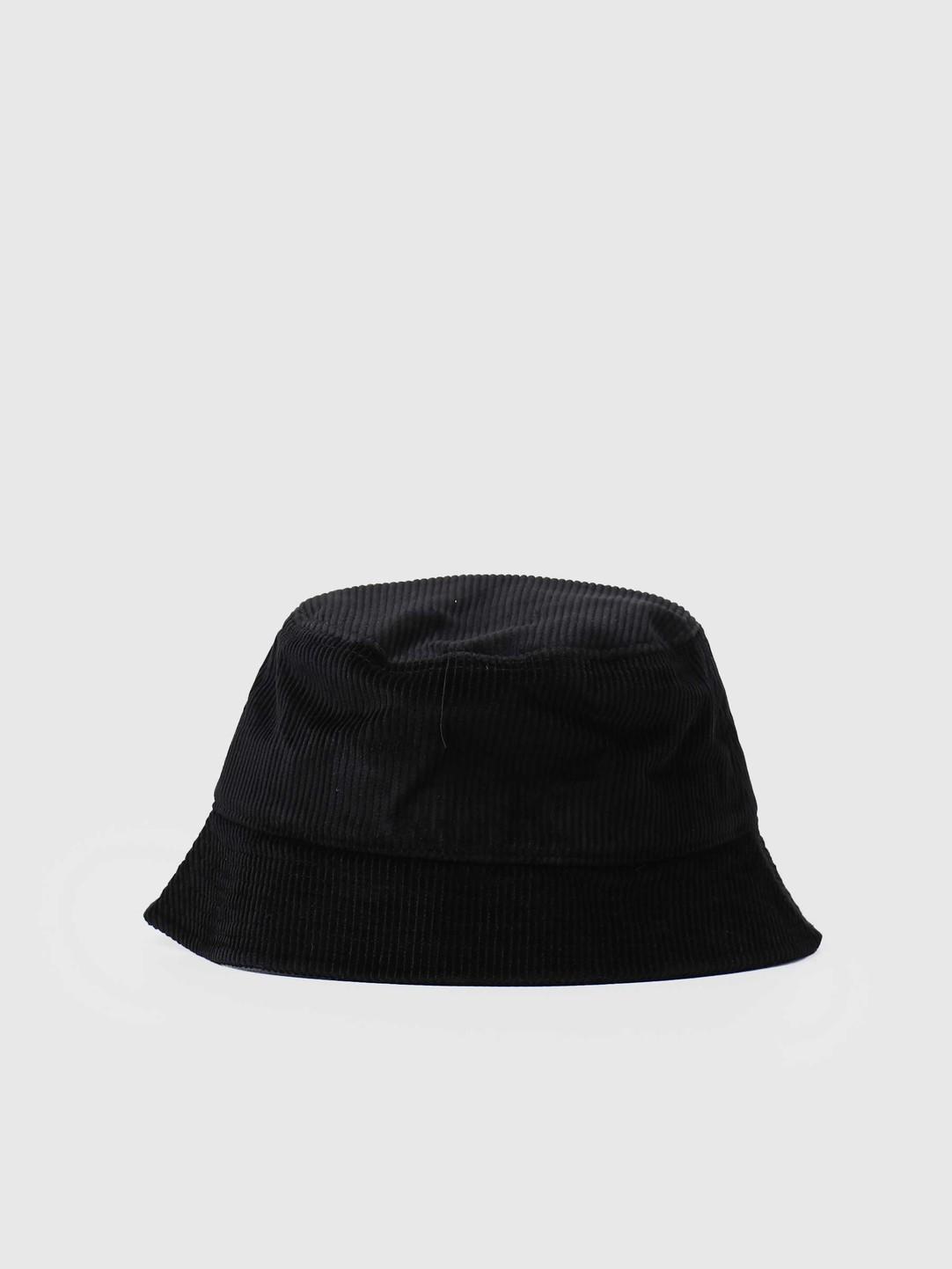 Carhartt WIP Carhartt WIP U Cord Bucket Hat Black I028162-8900