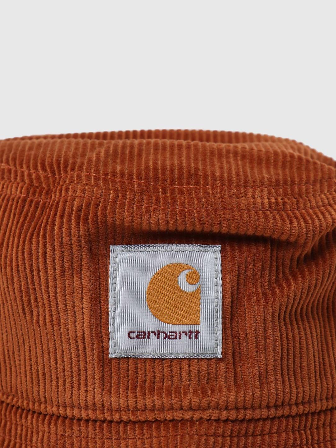 Carhartt WIP Carhartt WIP U Cord Bucket Hat Brandy I028162-0E900