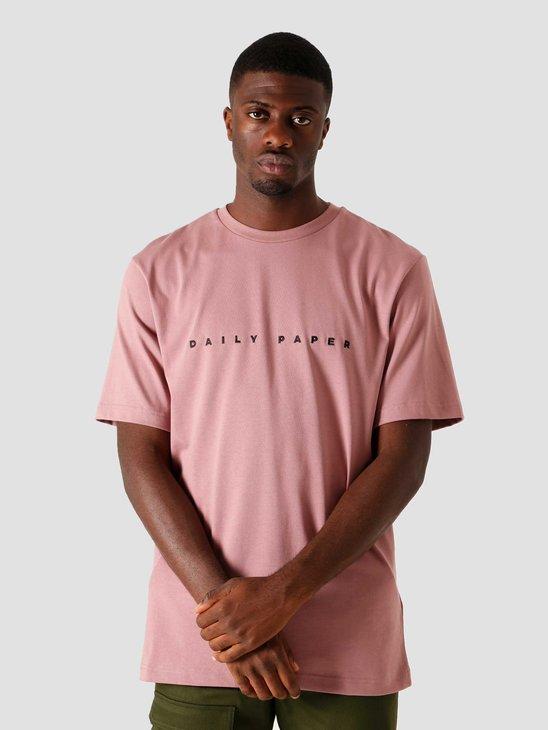 Daily Paper Alias T-Shirt Mauve Pink 2021171