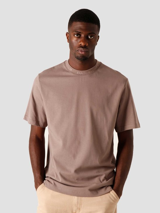 Daily Paper Derib T-Shirt Iron Brown 2021111