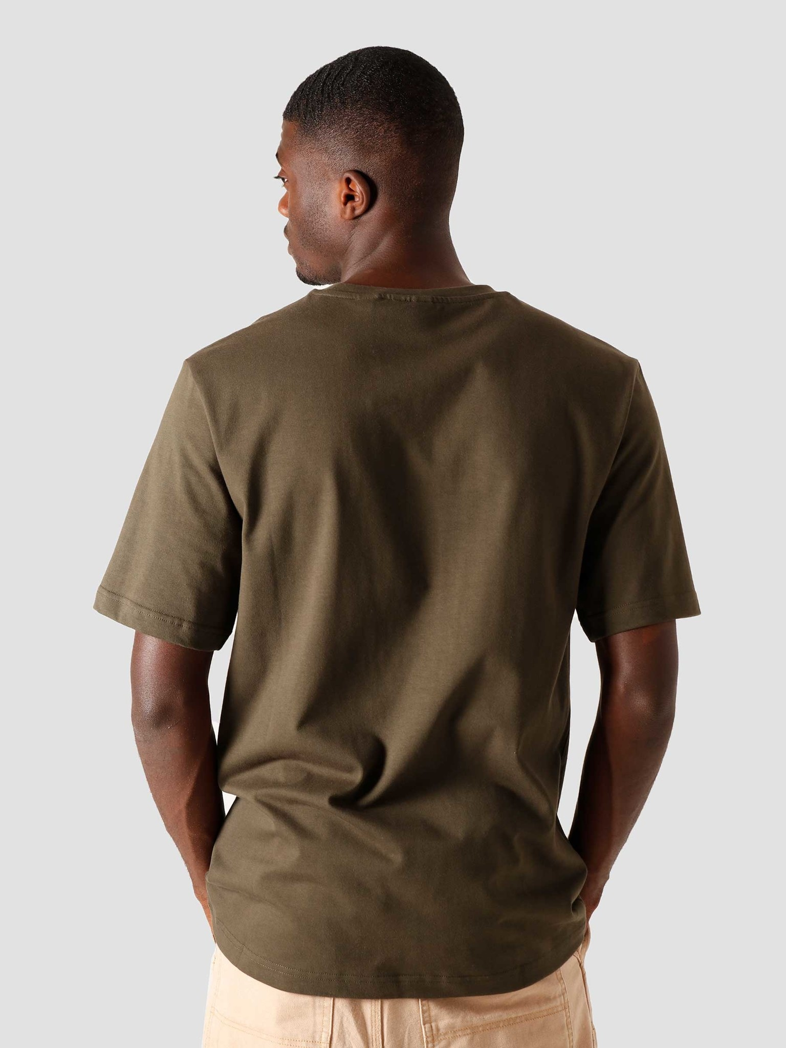 Daily Paper Daily Paper Shield T-Shirt Forest Green 2021100