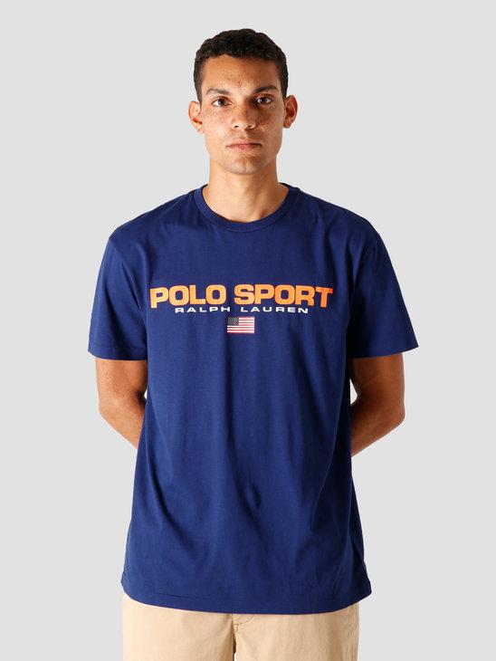 Polo Ralph Lauren 26-1'S Jersey T-Shirt Fall Royal 710800906001
