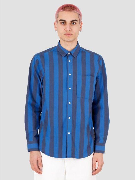 EU FC Soares Stripe Shirt Blue