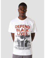 Obey Obey Defend Black Lives 2 T-Shirt White 165262722 WHT