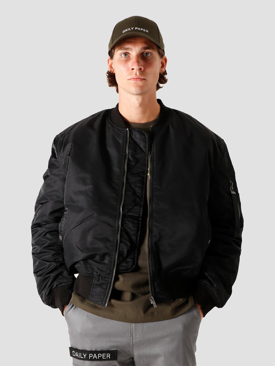 Daily Paper Ebomb Jacket Black 2021125