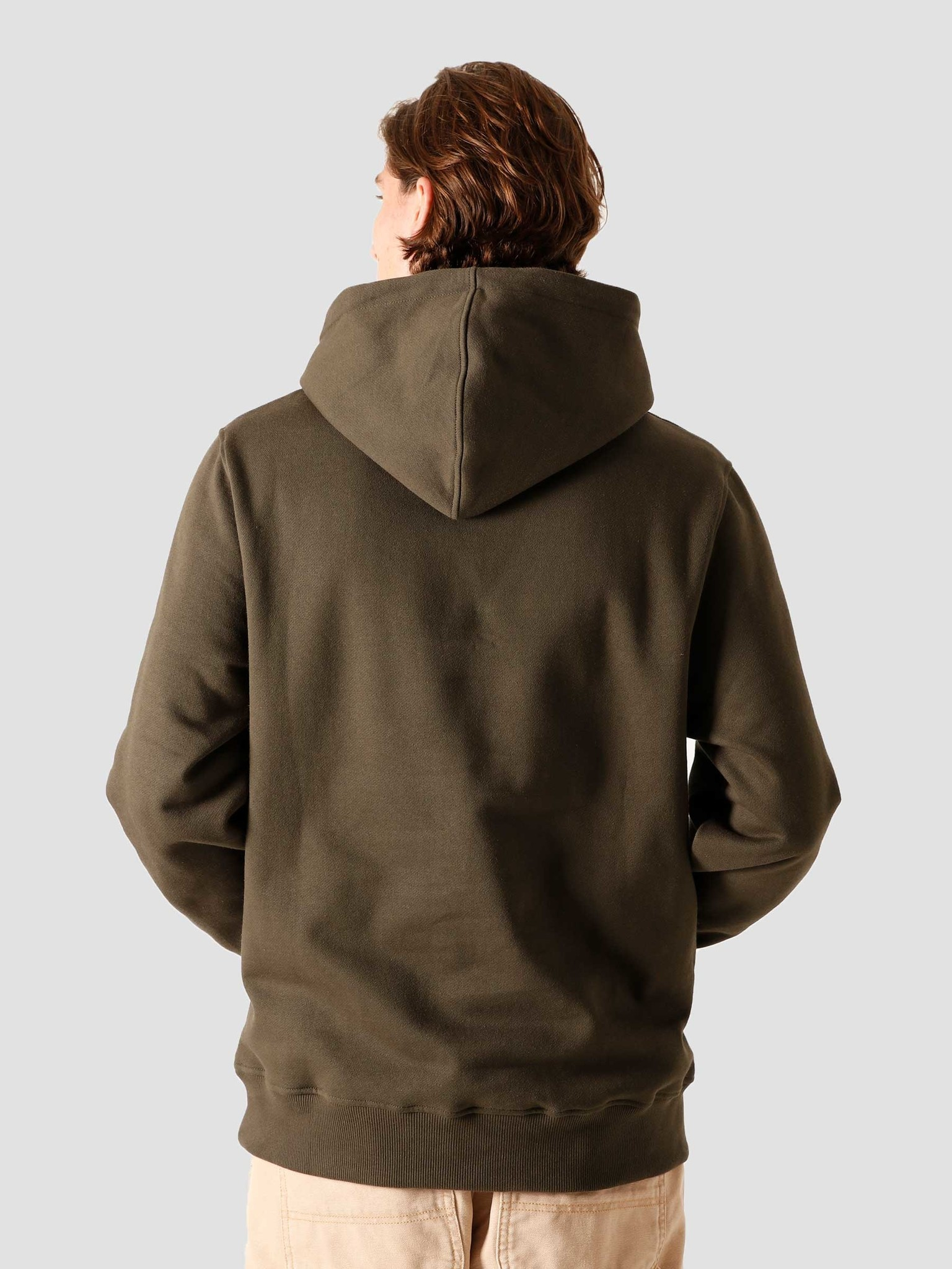Daily Paper Daily Paper Alias Hoodie Forest Green 2021107