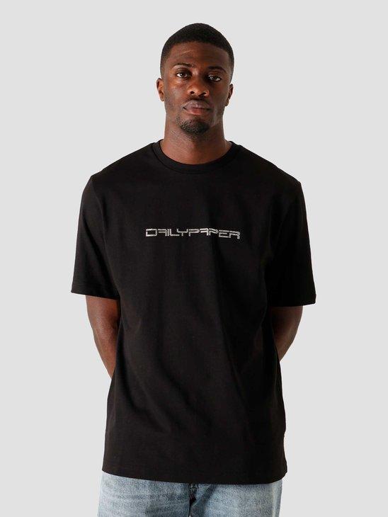 Daily Paper Jenblex T-Shirt Black 2021054