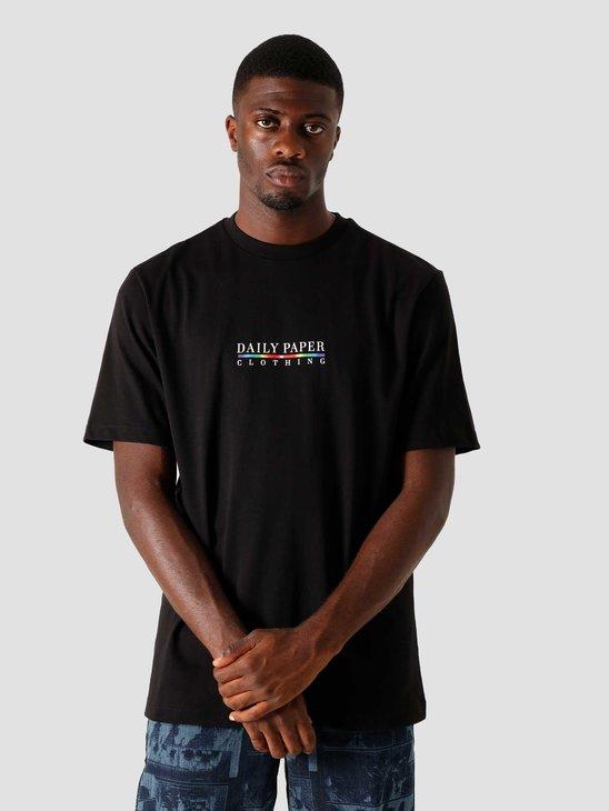 Daily Paper Jorbla T-Shirt Black 2021049