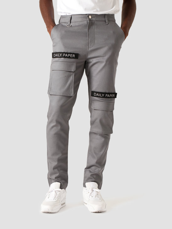 Daily Paper Cargo Pants Grey 173143
