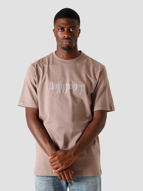 Daily Paper Joririon T-Shirt Iron Brown 2021033