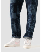 Daily Paper Daily Paper Jarzeb Lazer Pants Lazered Denim 2021078