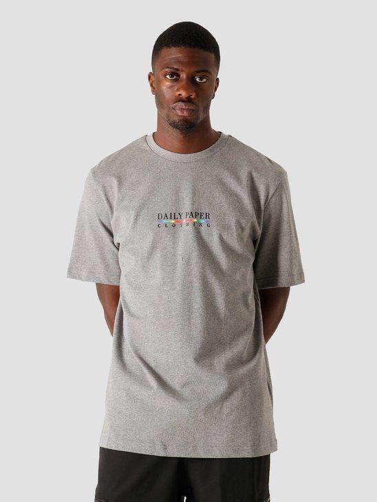 Daily Paper Jormel T-Shirt Grey Melange 2021051