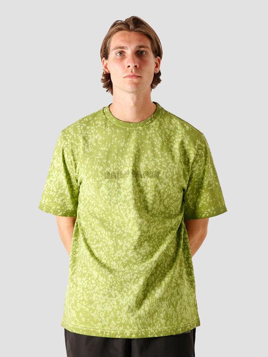 Daily Paper Jorspla T-Shirt Acid Lime 2021029