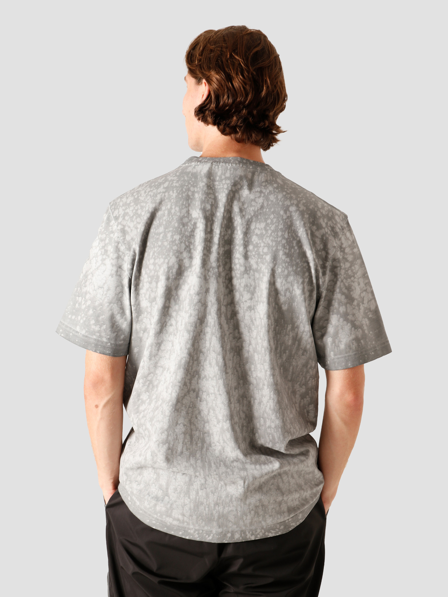 Daily Paper Daily Paper Jorspla T-Shirt Grey Violet 2021028