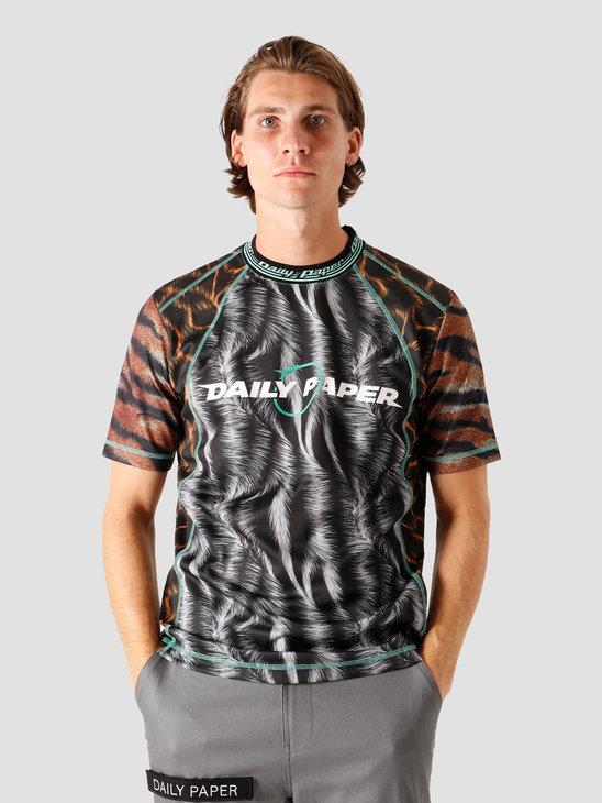 Daily Paper Judd 1 T-Shirt Animal Print 2021095