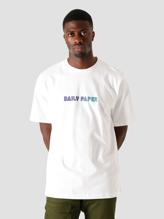 Daily Paper Jorwhit T-Shirt White 2021031