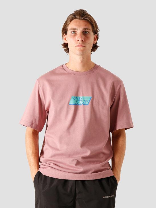 Daily Paper Jorwis T-Shirt Wistful Mauve 2021053