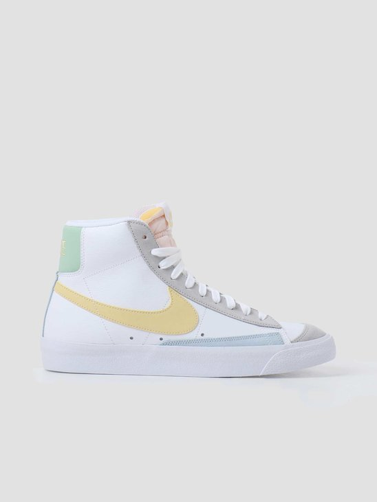 Nike Blazer Mid '77 White Lemon Wash-Celestine Blue DC0959-100