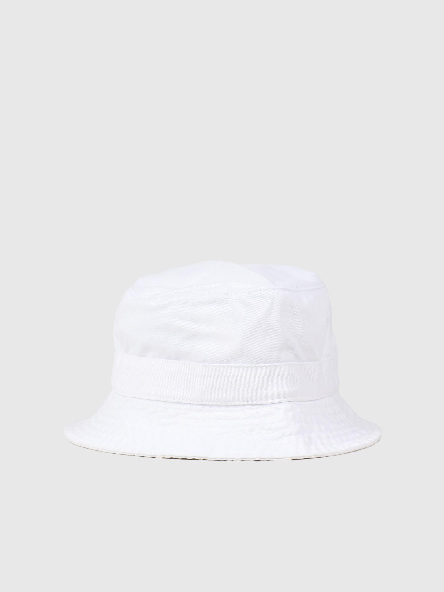 Polo Ralph Lauren Polo Ralph Lauren Loft Bucket Hat White 710798567001