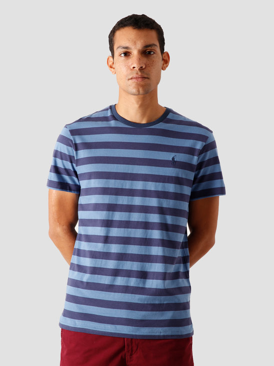 Polo Ralph Lauren 26-1'S Jersey T-Shirt Boathouse Navy-French Blue 710803479001