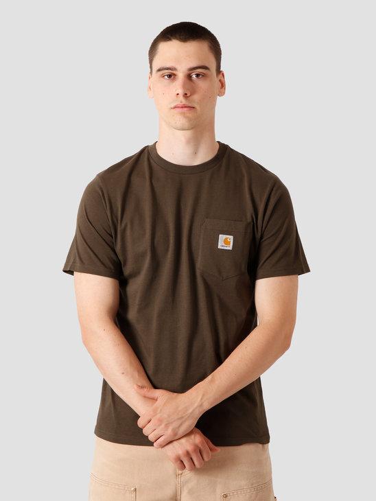 Carhartt WIP Pocket T-Shirt Cypress I022091
