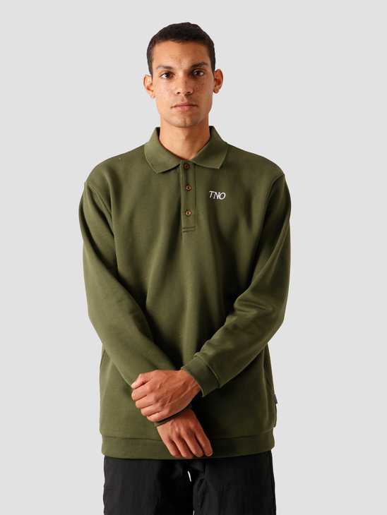 The New Originals Barman Sweater Green