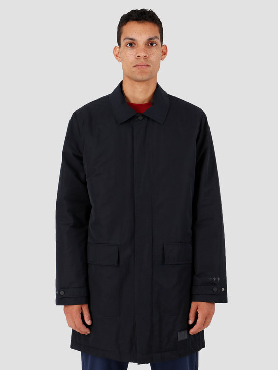 Quality Blanks QB26 Mac Coat 2-in-1 Navy Green