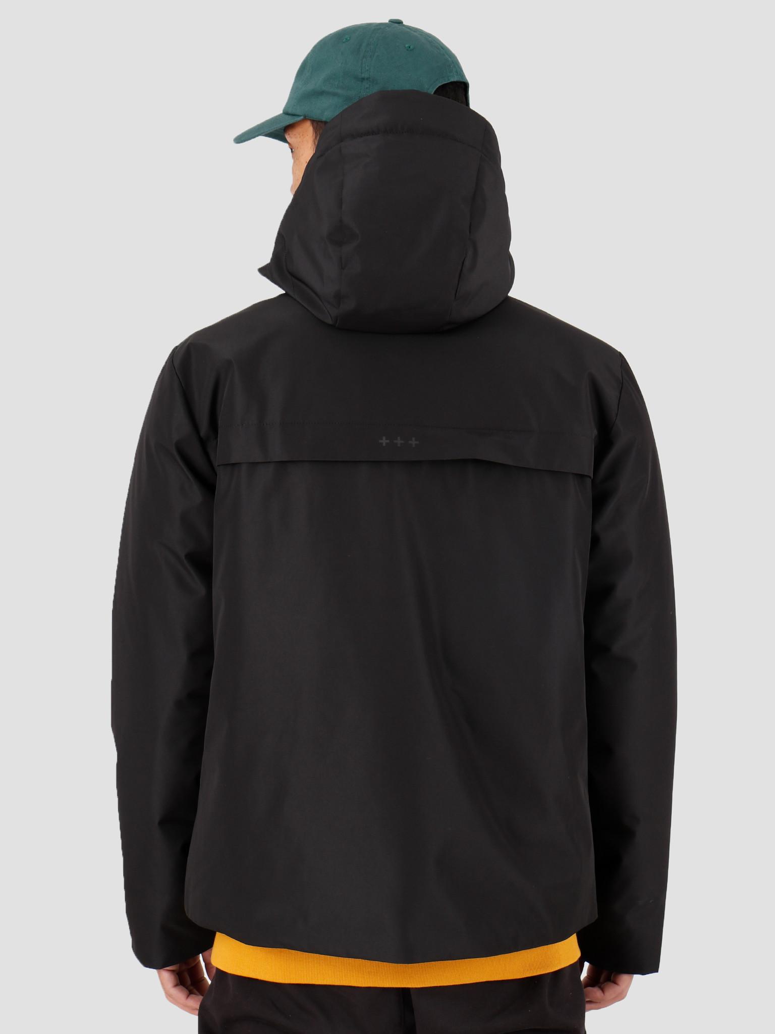 Quality Blanks Quality Blanks QB24 Short Jacket Black