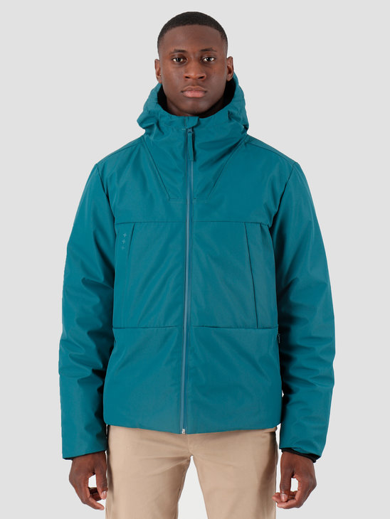 Quality Blanks QB24 Short Jacket Dark Teal