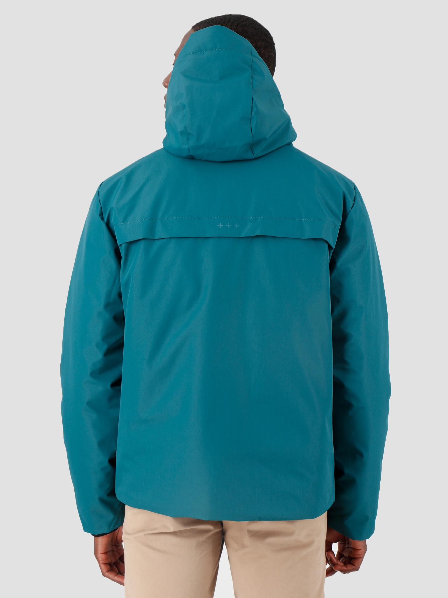 Quality Blanks Quality Blanks QB24 Short Jacket Dark Teal
