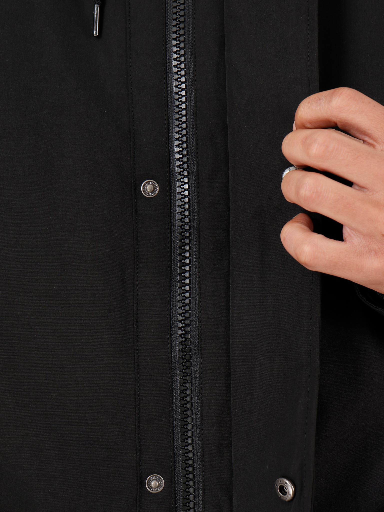 Quality Blanks Quality Blanks QB20 Classic Parka Black