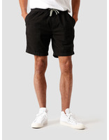 Quality Blanks Quality Blanks QB31 Woven Short Dyed Black