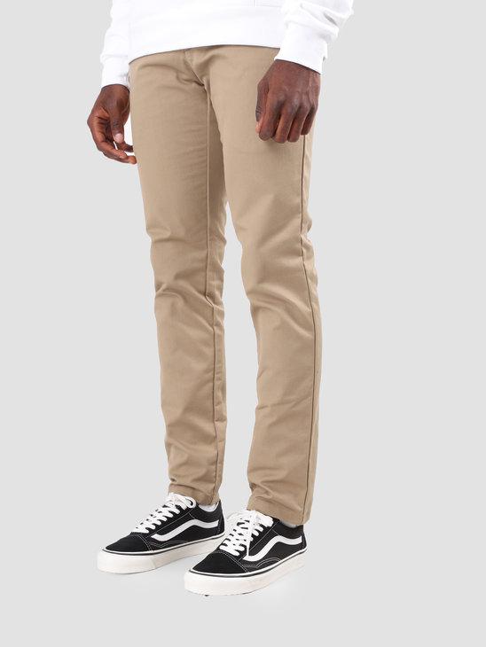Carhartt WIP Sid Pant Leather Rinsed I003367-8Y02