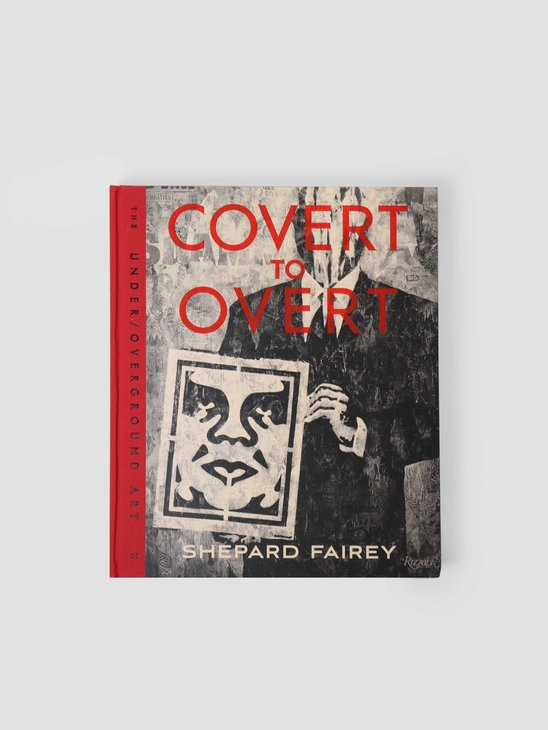 Obey Covert To Overt Book 326000035M