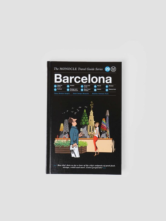 Books Monocle Barcalona