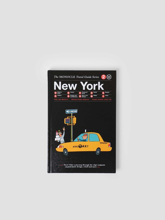 Buzzworks Monocle New York Travel Guide