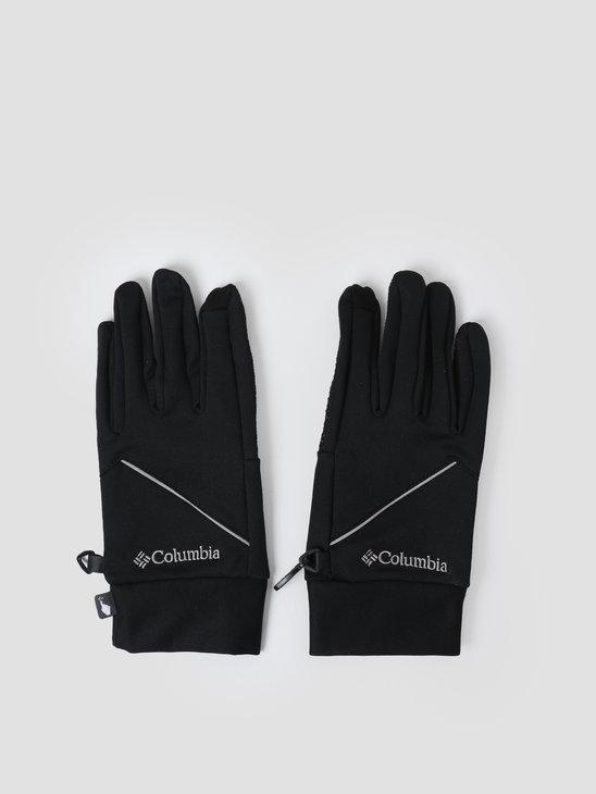 Columbia M Trail Summit Running Glove Black 1827821010