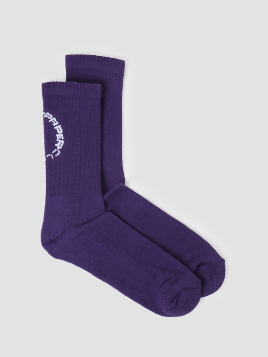 Daily Paper Jaru Socks Purple 2021144