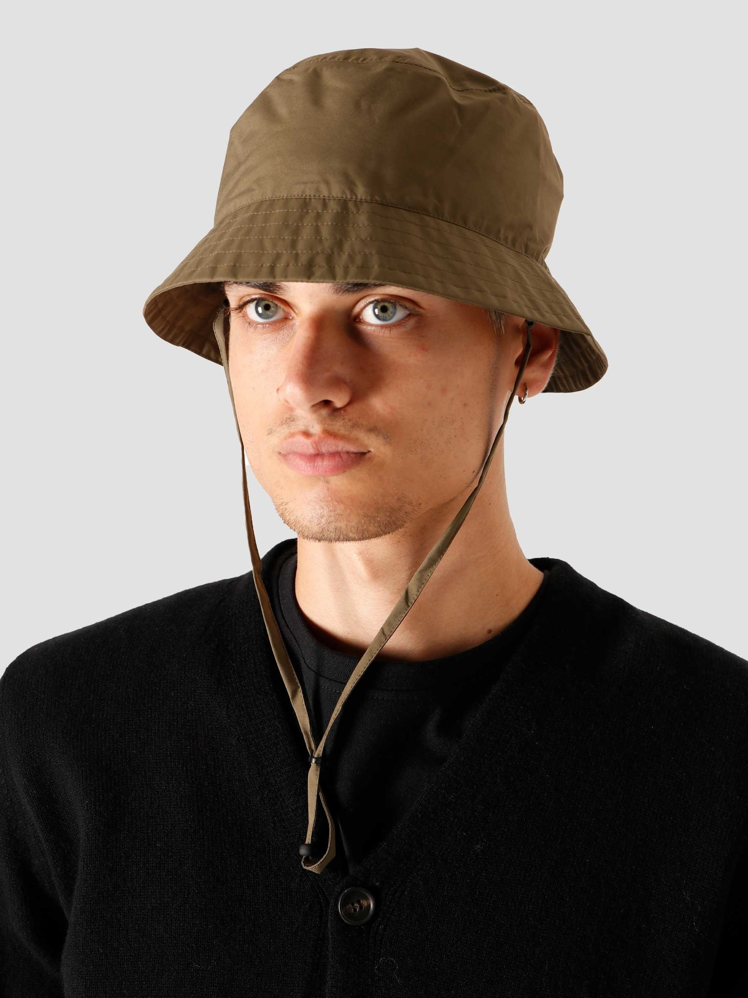 Norse Projects Norse Projects Gore Tex Bucket Hat Shale Stone N80-0049-2070