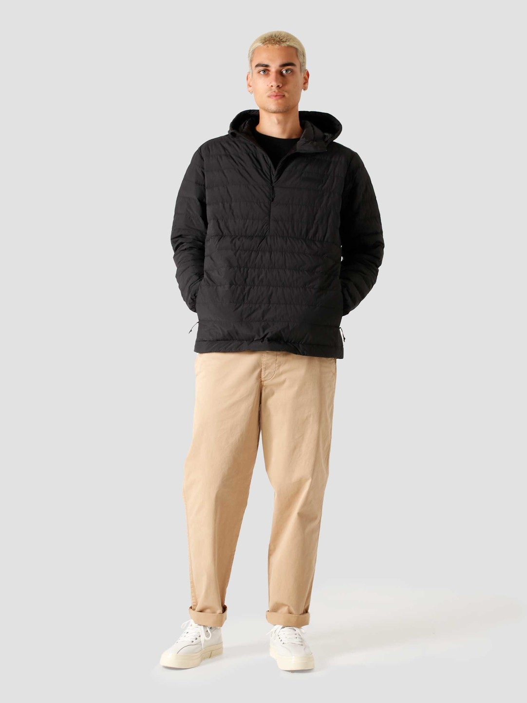 Norse Projects Norse Projects Abisko Light Down Jacket Black N55-0511-9999