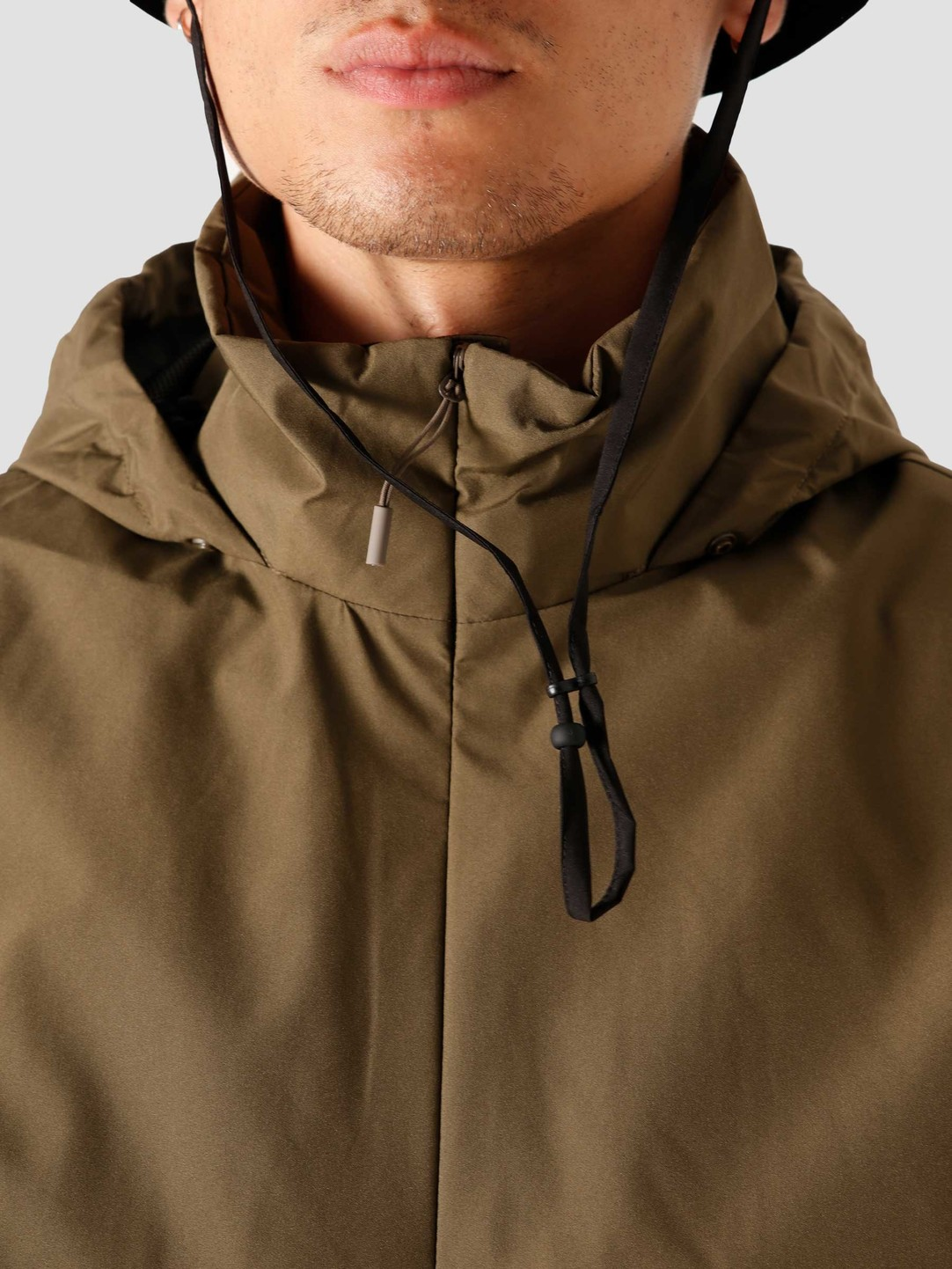 Norse Projects Norse Projects Tromso Infinium Gore Tex Jacket Shale Stone N55-0499-2070